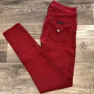 Hudson Collin • Skinny Jeans • Size 24